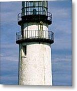 Highland Light Sentinel To The Sea   Metal Print