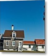 Highland Lighthouse Or Cape Cod Lighthouse Metal Print