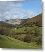 Highlands - Scotland Metal Print