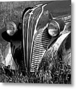 Highway Find Metal Print