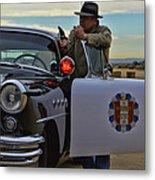 Highway Patrol 6 Metal Print