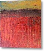 Highway Series - Cranberry Bog Metal Print