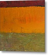 Highway Series - Grasses Metal Print