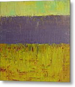 Highway Series - Lake Metal Print