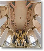 Hildebrandt Organ Naumburg Metal Print