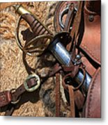 Hilt And Handle Metal Print
