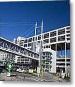 Hilton International Airport Hotel Melbourne Metal Print
