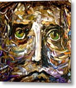 Him Metal Print by Michelle Dommer