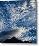 Himalayan Skies Metal Print