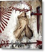 His Love 4 Me Metal Print