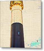 Historic Absecon Lighthouse Metal Print