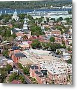 Historic Annapolis Maryland Metal Print