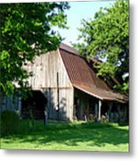 Historic Barn Metal Print
