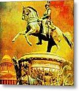 Historic Centre Of Saint Petersburg And Related Groups Of Monuments Metal Print
