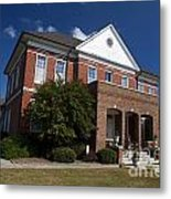 Historic Currituck Courthouse Metal Print