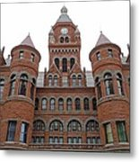 Historic Old Red Courthouse Dallas #1 Metal Print