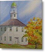 Historic Richmond Round Church Metal Print