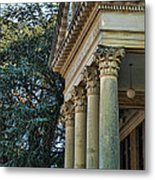 Historical Athens Alabama Courthouse Metal Print