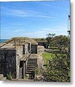 Historical Fort Wool Virginia Landmark Metal Print
