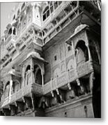 The History Of Rajasthan Metal Print