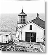 Historical Light Metal Print