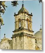 Historical Mission Metal Print