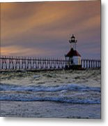 History In Action Metal Print