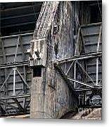 Hiwassee Dam 2 Metal Print
