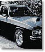Hj Holden Ute Metal Print
