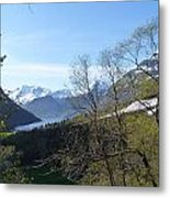 Hjorundfjord From Slogan Metal Print