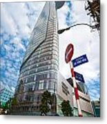 Ho Chi Minh City - Bitexco Financial Tower  Metal Print