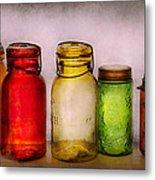 Hobby - Jars - I'm A Jar-aholic  Metal Print