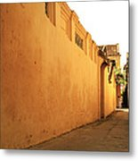 Hoi An Alley Metal Print