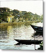 Hoi An Dawn 01 Metal Print
