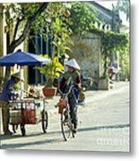 Hoi An Early Morning Metal Print