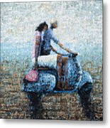 Hoi An Metal Print by Ned Shuchter