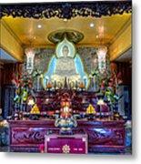 Hoi Thanh Buddhist Temple Metal Print