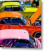 Holden Colors Metal Print by Phil 'motography' Clark