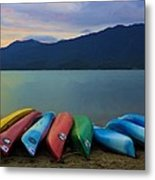 Holding On To Summer Metal Print by Heidi Smith