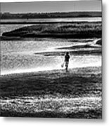 Holding On To Those Years Metal Print