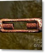 Holding Things Together Metal Print