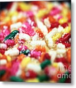 Holiday Cookie Metal Print by John Rizzuto