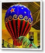 Holiday Delight Metal Print