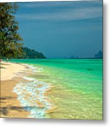 Holiday Destination Metal Print