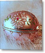 Holiday Greetings From Days Past  Metal Print