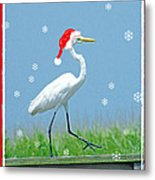 Holiday March Metal Print