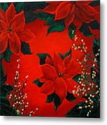 Holiday Pedals Metal Print