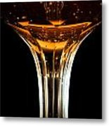 Holiday Toast Metal Print