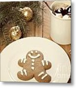 Holiday Treats Metal Print by Juli Scalzi