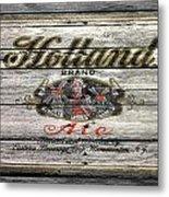 Holland Ale Metal Print